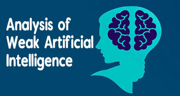 Weak Artificial Intelligence