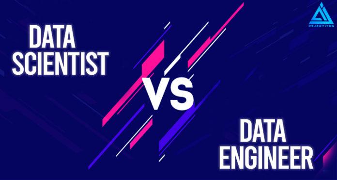 data scientist vs data engineer