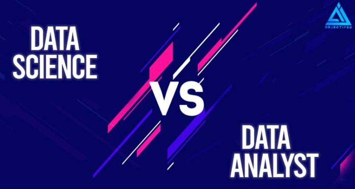 Data science vs Data analyst