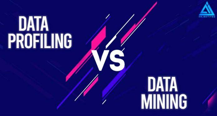 Data Mining Vs Data Profiling